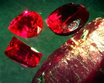 Кристаллы рубинаа Выращивание в домашних условиях